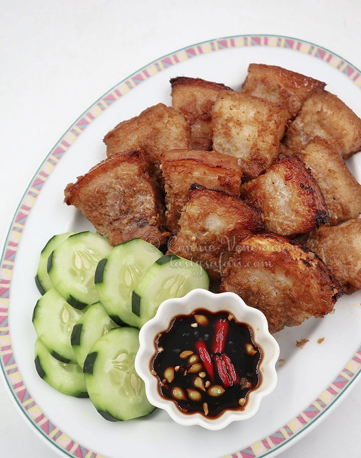 How to Cook Vietnamese Grilled Lemongrass Pork Belly