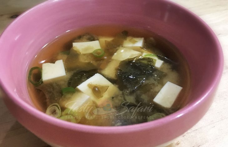 Basic Miso Soup Recipe