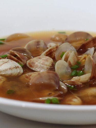 Clams Miso Soup Recipe