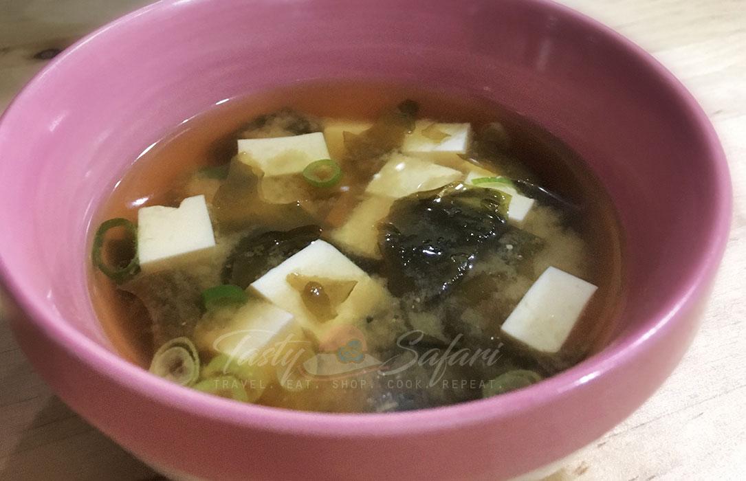 Basic Miso Soup Recipe