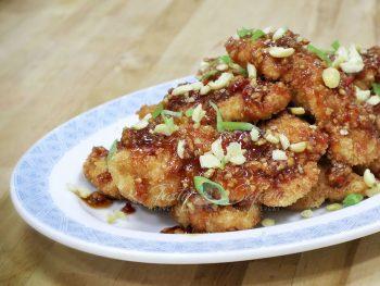 Thai Glazed Chicken