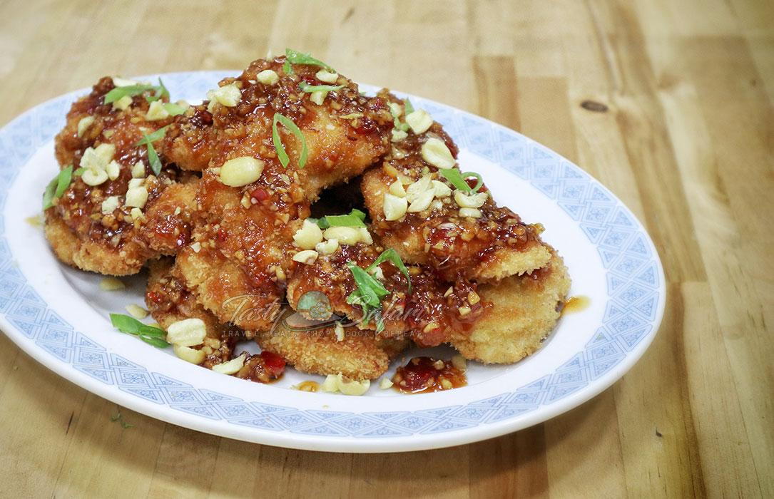Thai Glazed Chicken Recipe