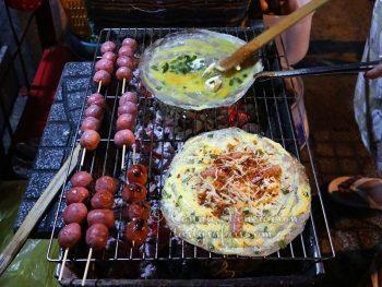Vietnamese pizza in Saigon