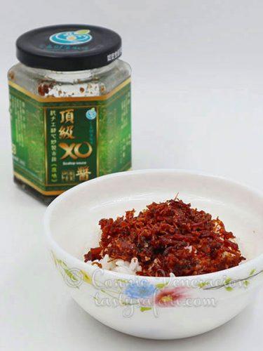 XO Sauce from Taipei