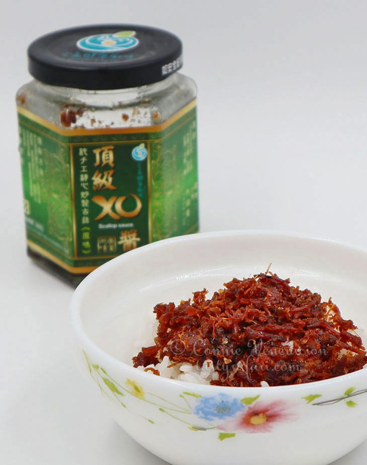 XO Sauce is not really a sauce but a condiment