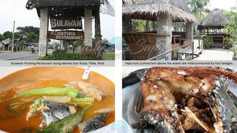 Bulawan Floating Restaurant