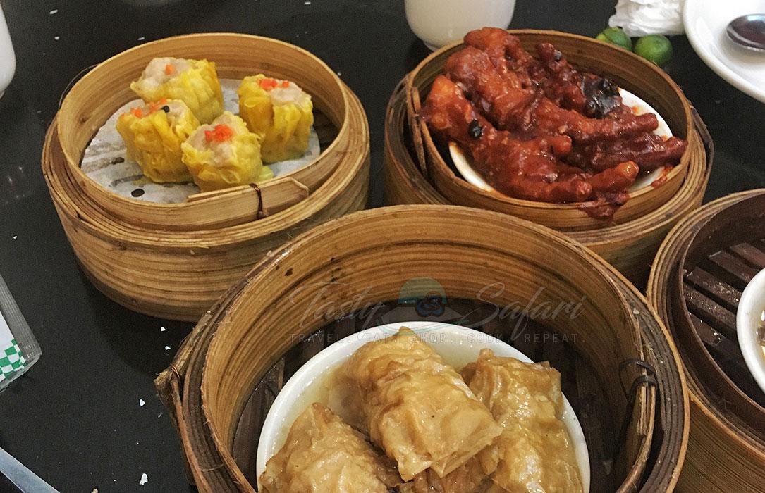 Dim sum, Causeway Seafood Restaurant, August 2019