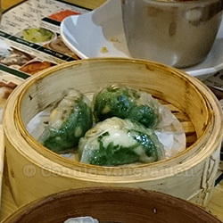Chive Dumplings at Tim Ho Wan, SM Megamall, Metro Manila