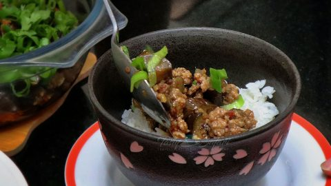 How to cook Ma Po eggplant