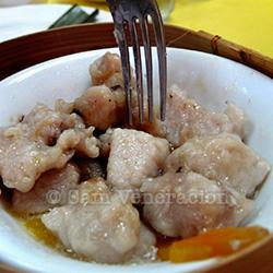 Steamed pork ribs with black bean sauce, Lam Tin Tea House, Quezon City