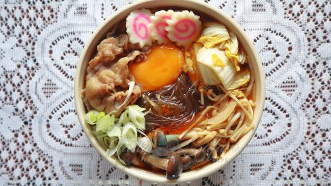 Easy Sukiyaki Recipe for Home Cooking