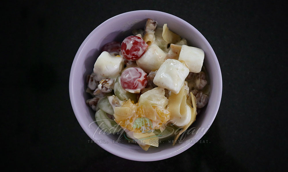 Ambrosia: the Colonial Root of Filipino Fruit Salad