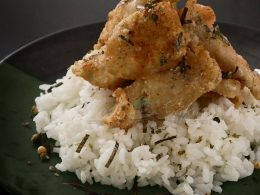 How to Cook Crispy Fried Chicken with Furikake