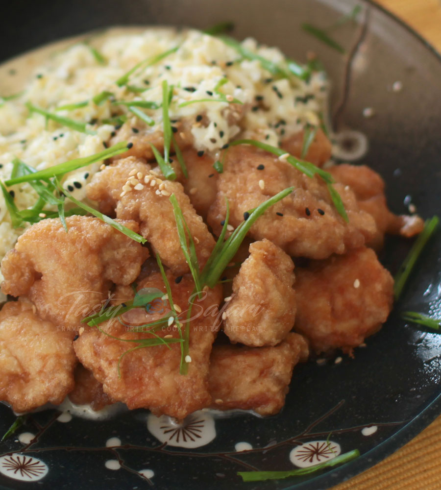How to Cook Chicken Nanban