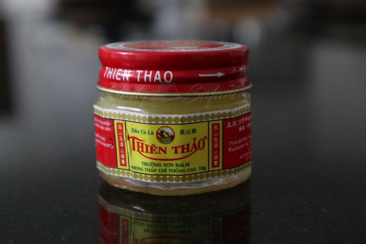 Thien Thao, Vietnamese balm