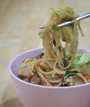 How to Cook Yakisoba: Japanese Stir Fried Noodles