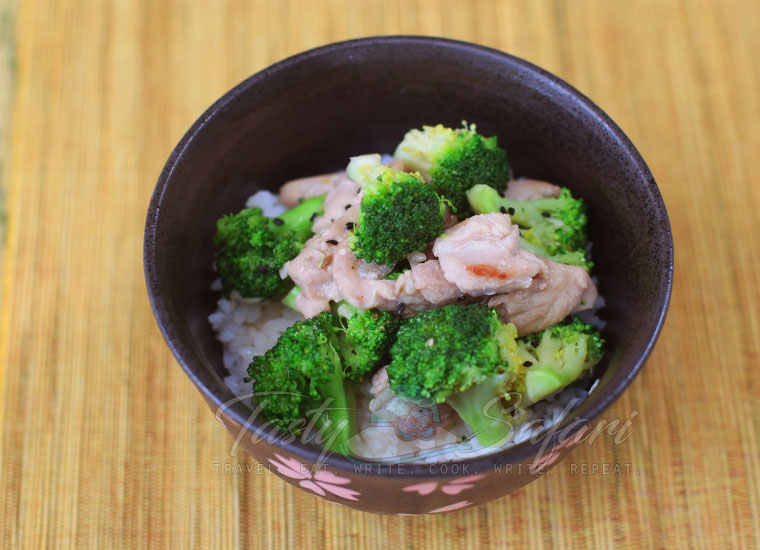 How to Cook Chicken Broccoli Stir Fry