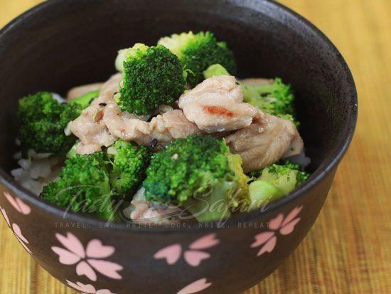 Chicken Broccoli Stir Fry Recipe