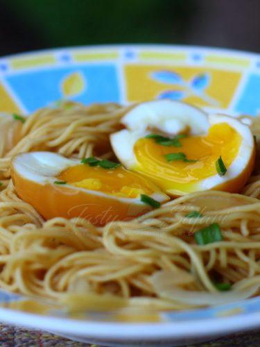 Shoyu (Soy Sauce) Eggs Recipe