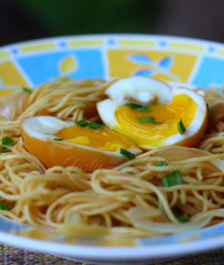 Shoyu (Soy Sauce) Eggs Recipe