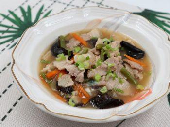 Tonjiru (Butajiru): Pork Miso Soup Recipe