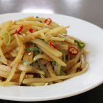 Sichuan Stir Fried Potatoes