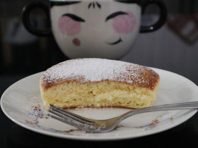 Japanese fluffy pancake recipe