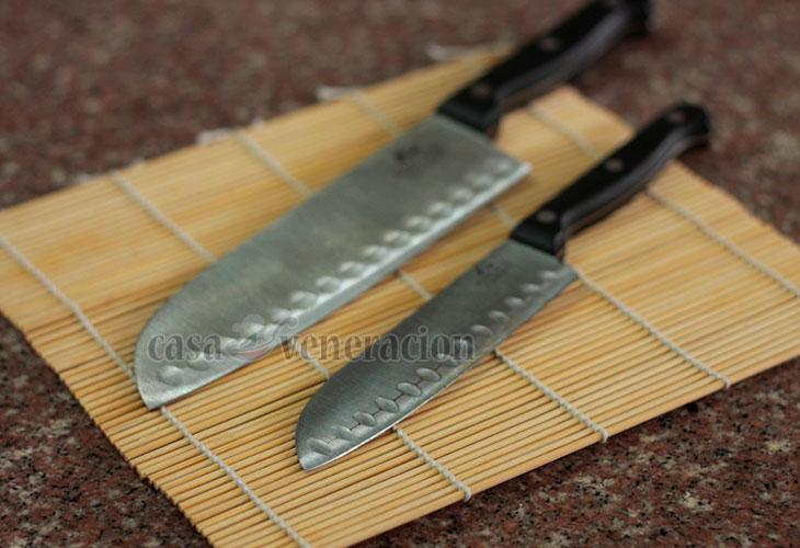 santoku and partoku knives