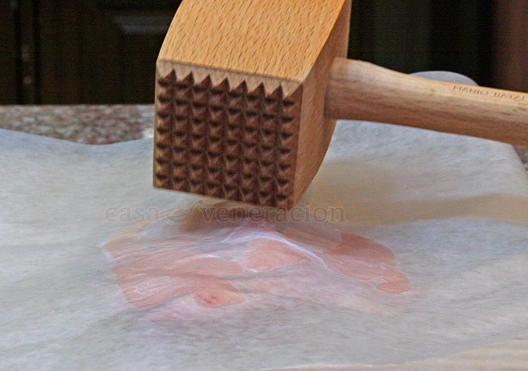 Kitchen mallet