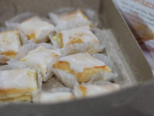 Napoleones, Bacolod City's iconic pastry