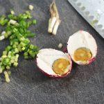 Salted Duck Eggs (Itlog na Maalat)