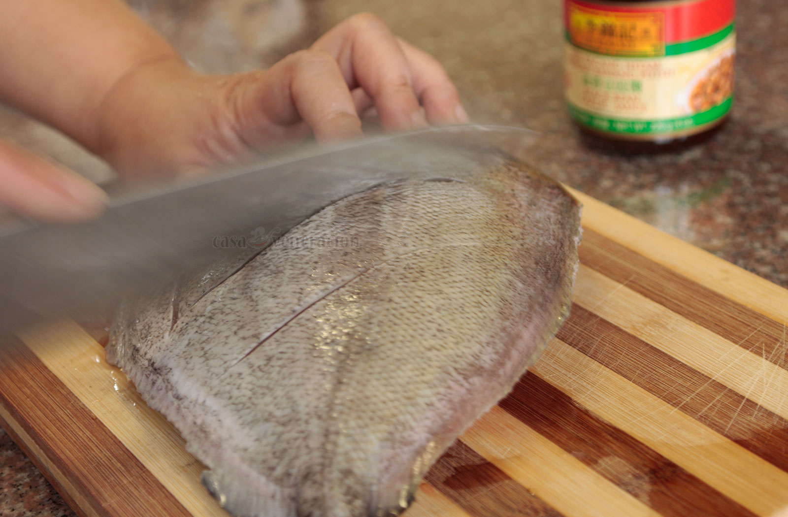 How to Score a Whole Fish