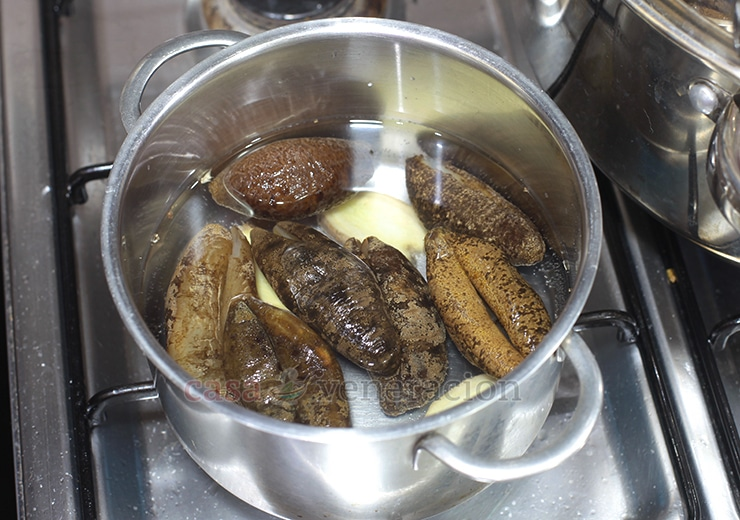 How to buy and cook sea cucumbers