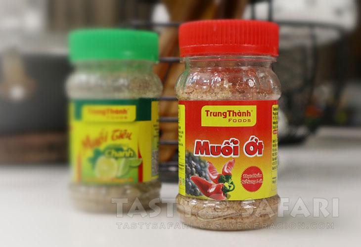 Muoi ot, Vietnamese chili salt