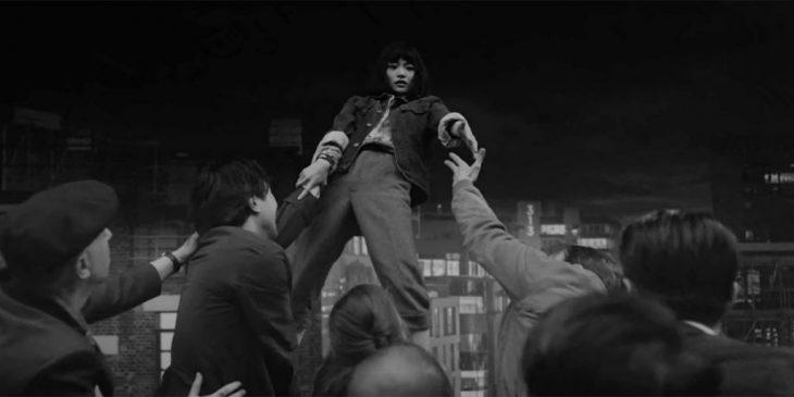 "Dance sequence in ""Giri/Haji"" | Image credit: Netflix"