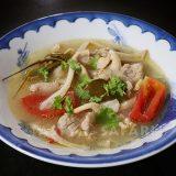Tom Yum Gai (Thai Hot and Sour Chicken Soup) Recipe
