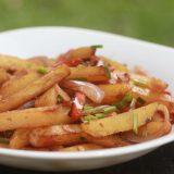 Gamja bokkeum (Korean stir fried potatoes)