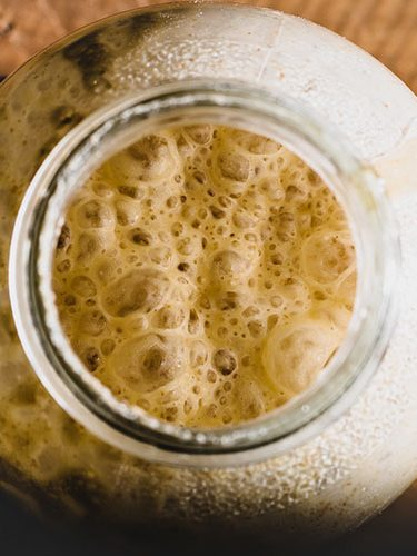 Bubbly yeast