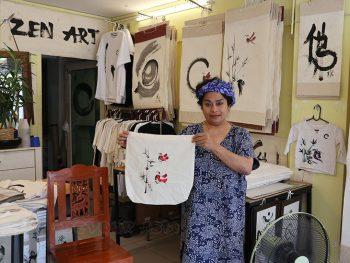 Zen Art (a shop) in Chiang Mai