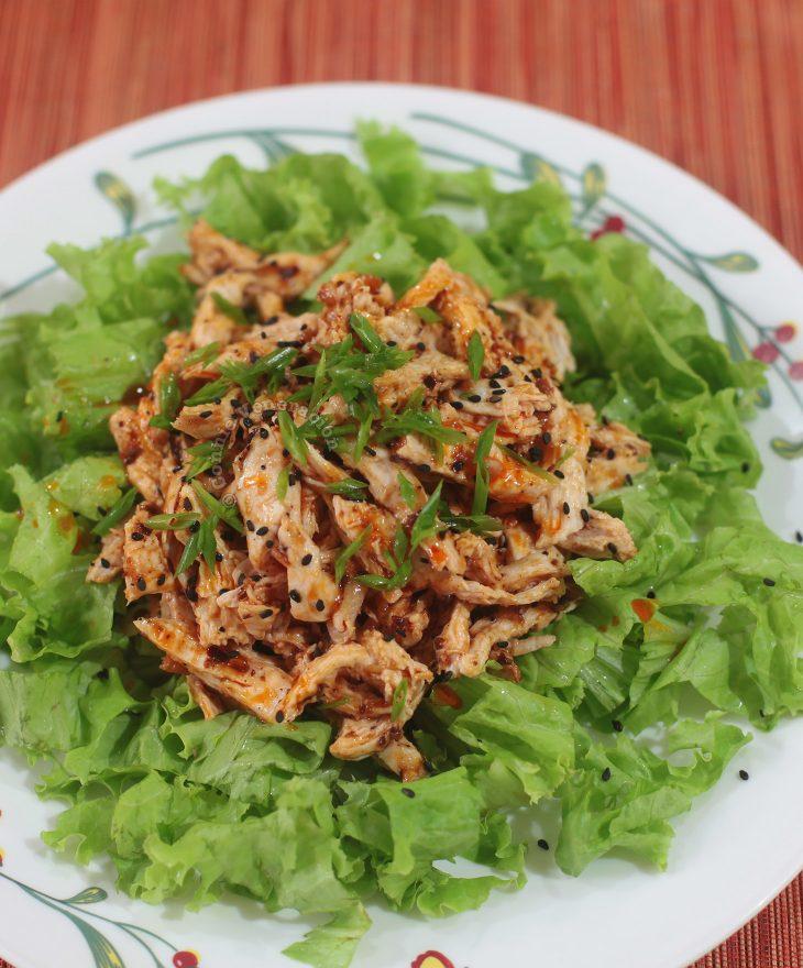 Sichuan Bang Bang Chicken