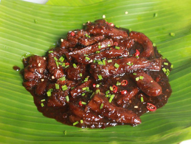 Balinese Beef Strips (Daging Masak Bali)