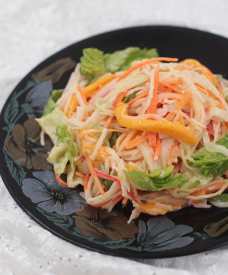 Kani Salad Recipe