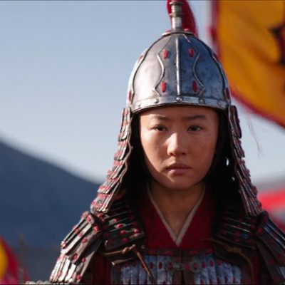 Liu Yifei as Mulan | Image credit: Disney