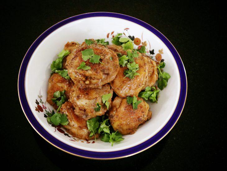 Yogurt-marinated Chicken Garam Masala Recipe