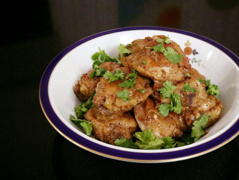 Yogurt-marinated Chicken Garam Masala