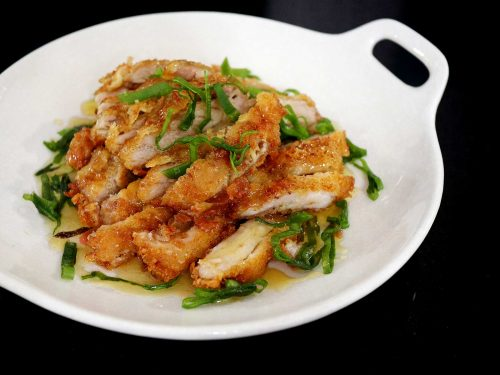 How to Cook Lemon Chicken