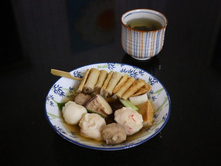 How to Cook Oden (Japanese Fish Cake Soup/Stew)