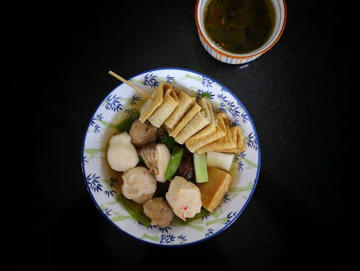 Oden (Japanese Fish Cake Soup/Stew) Recipe