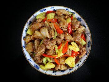 Sweet Sour Chicken