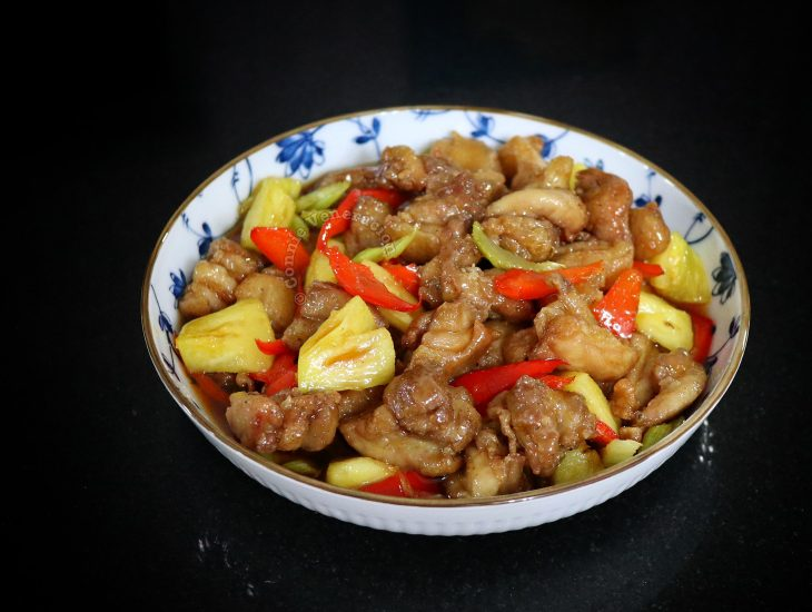 How to Cook Sweet Sour Chicken